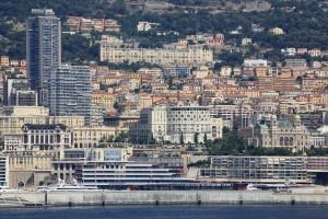 Häusermeer Monte Carlo.