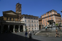 St. Maria in Trastevere