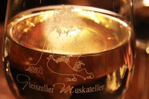 Der goldene Saft der Reben. Muskateller im Muskatellerhof (Foto:wukomm).