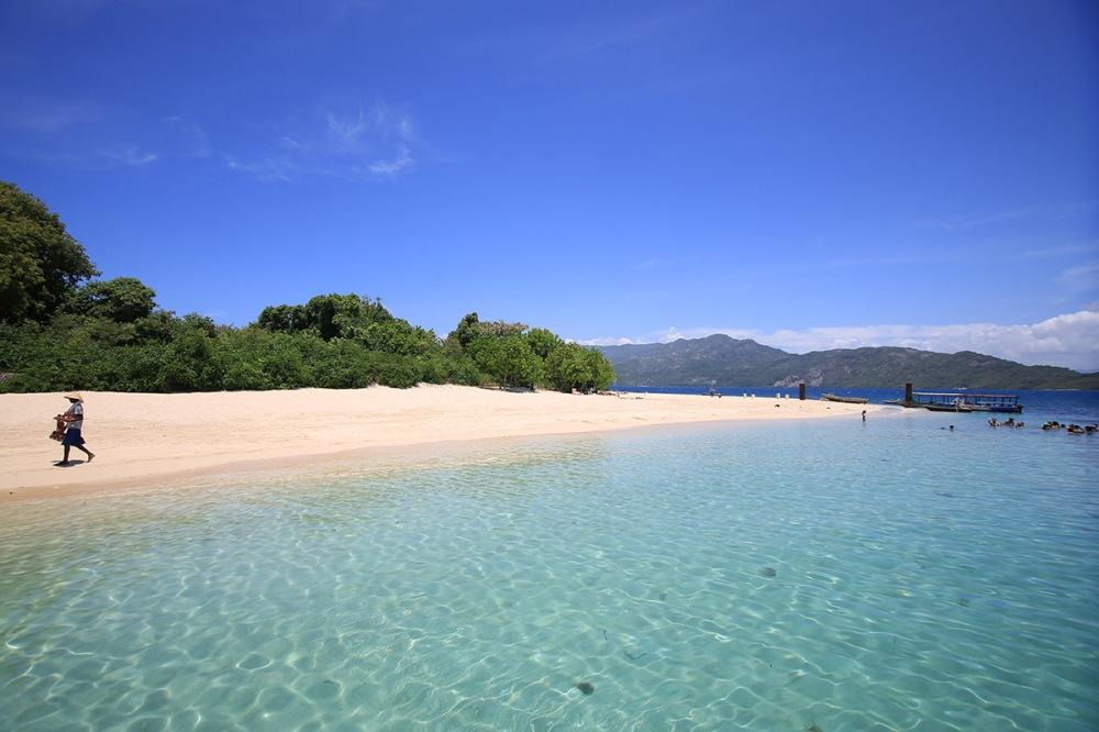 Insel der Träume.
