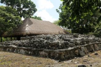 Antike Stätten von San Gervaiso auf Cozumel.