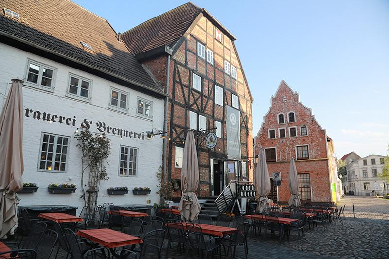 Das Brauhaus am Lohberg ist einen Besuch wert.