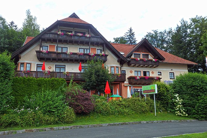 Hotel Kärtnerhof.