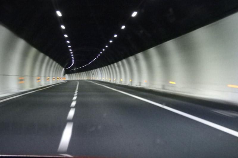 Tunnelblick. Foto: Claudia Wullhorst
