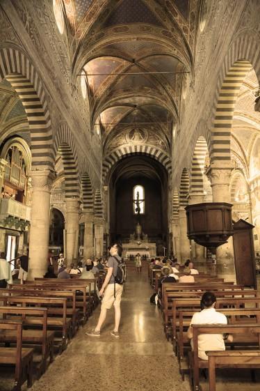 Dom von San Gimignano.