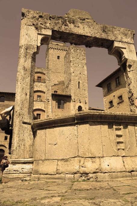 Impressionen aus San Gimignano.