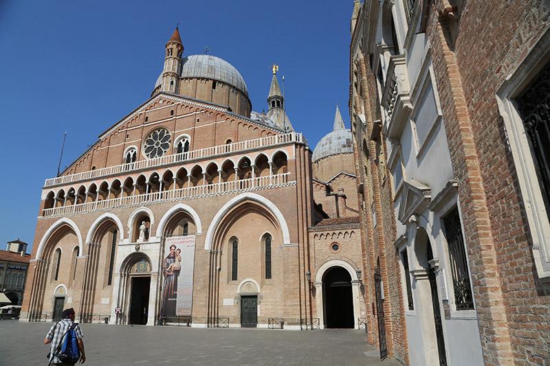 Antoniusbasilika in Padua.