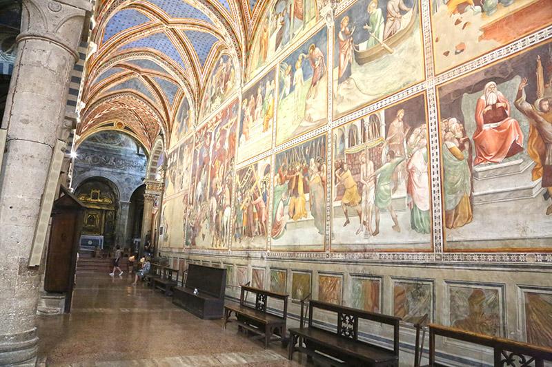 Der Dom von San Gimignano.