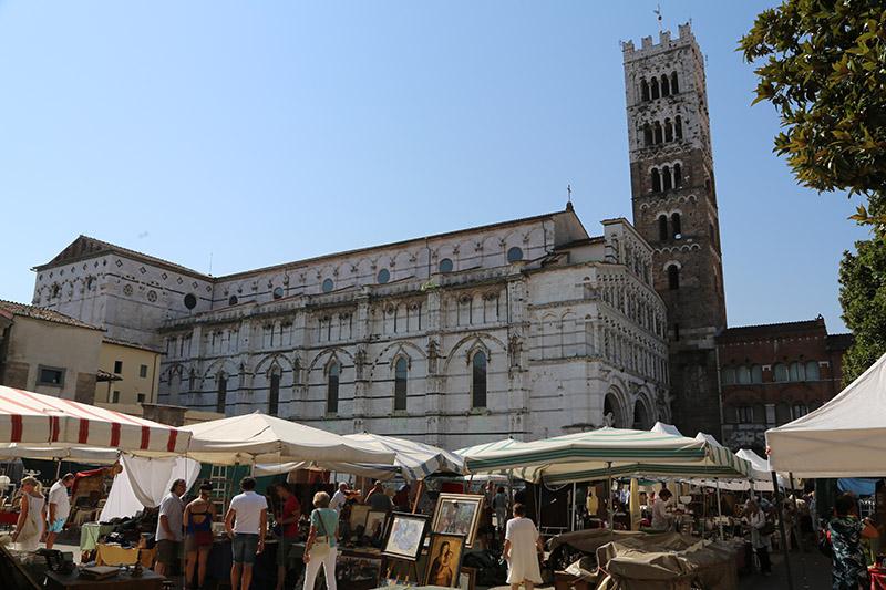 Dom zu Lucca.