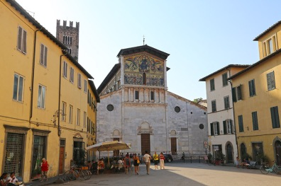 San Frediano Lucca.