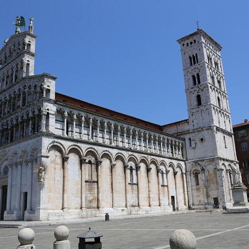 San Michele in Lucca.