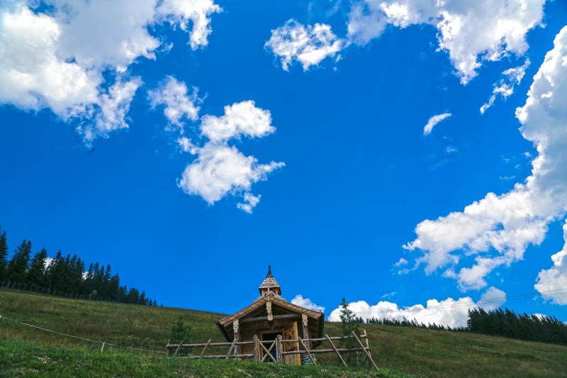 Kapellen in den Bergen bringen Gott und seine Schöpfung zusammen.