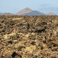 Lava, Krater und Manrique