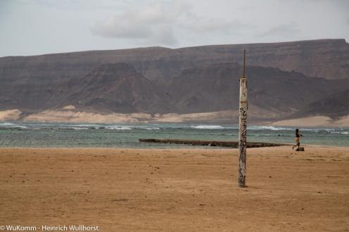 Baia das Gatas: Strand