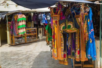 Afrikanischer Markt.