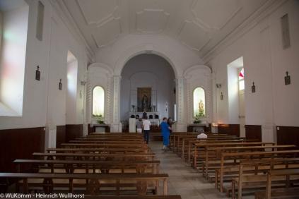 80 Prozent der Einwohner der Kapverden sind katholisch.