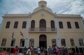 Rathaus von Mindelo.