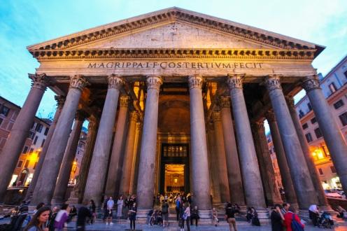 Pantheon (Foto: wukomm)