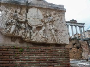 Forum Romanum (Foto: wukomm)