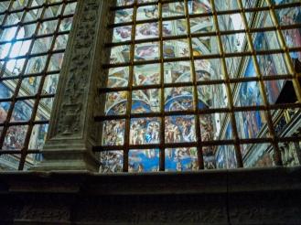 Sixtinische Kapelle (Foto: wukomm)