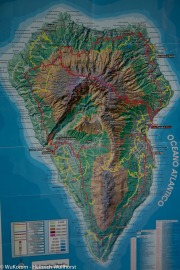 Inselkarte.