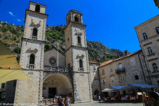 Katholische Basilika.