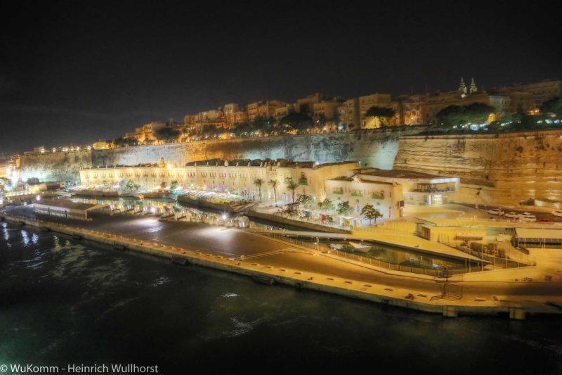 Ausfahrt Malta