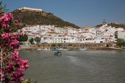 Blick auf Sanlúcar