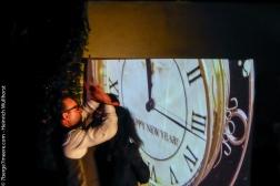 Wer hat an der Uhr gedreht