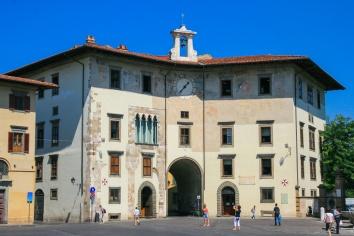 Palazzo dell' Orilogio