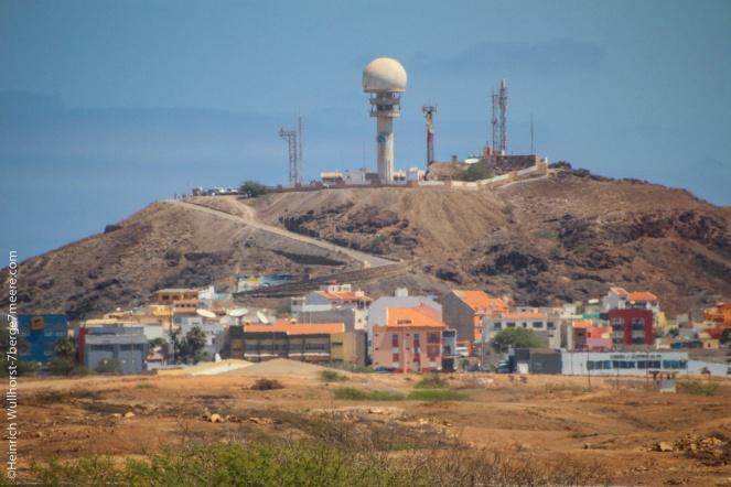 Blick auf den Monte Radar.