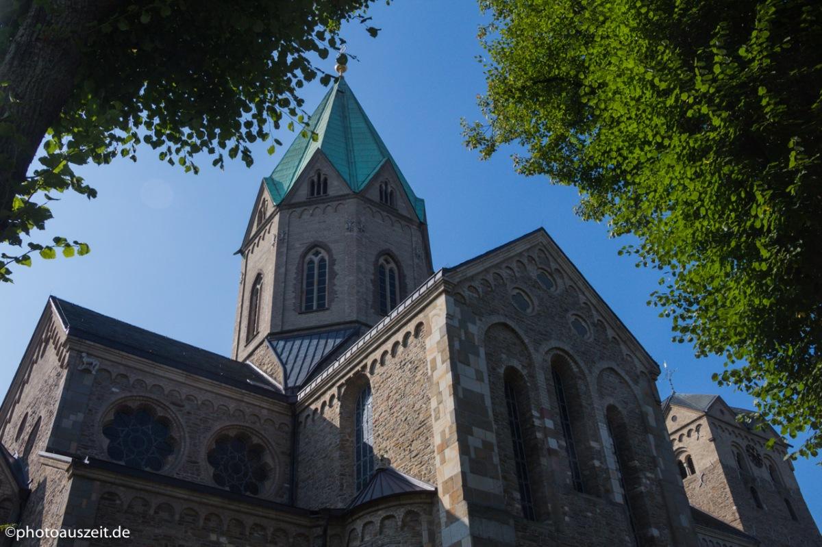 Werden: Sehenswerte Basilika