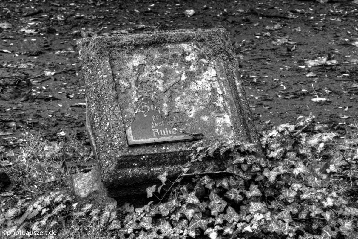 Erinnerungsort Friedhof