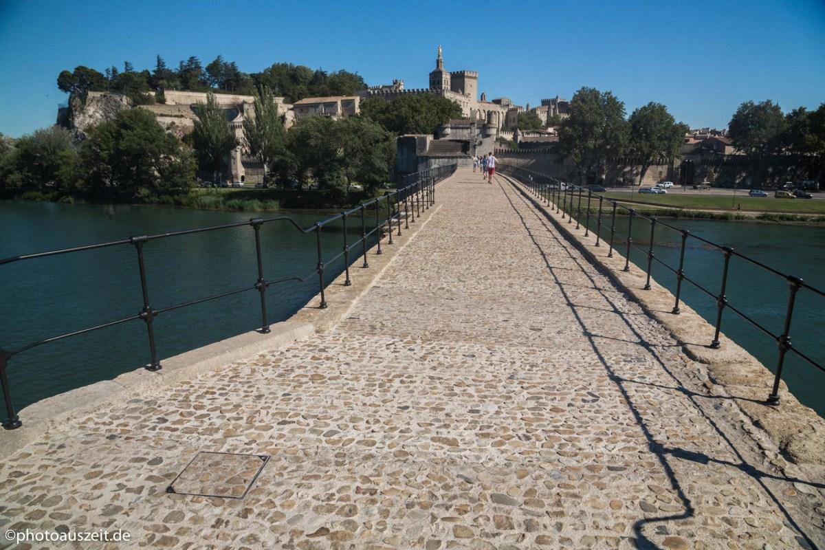 Schon mal sur-le-Pont gegangen?
